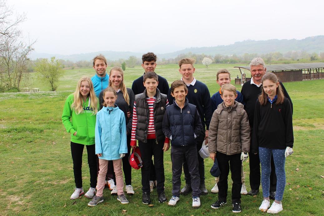 Jugend-Golfreise 20168